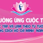 """Công văn số 1312/SGDĐT-GDCTHSSV ngày 07/9/2021 của Sở GDĐT về việc phát động và tham gia Cuộc thi """"Tuổi trẻ học tập và làm tư tưởng, đạo đức, phong cách Hồ Chí Minh"""" năm 2021"""